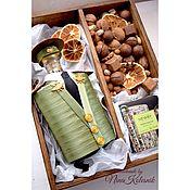 Сувениры и подарки handmade. Livemaster - original item Gift box gift to a military man officer. Handmade.