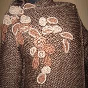 Одежда handmade. Livemaster - original item jacket iced Coffee. Handmade.