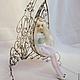 Коллекционные куклы ручной работы. Ярмарка Мастеров - ручная работа. Купить Шарнирная кукла Лолита. Handmade. Белый, авторская кукла