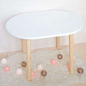 Для дома и интерьера handmade. Livemaster - original item Children`s table