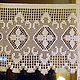 A small curtain for the kitchen  curtains handmade
