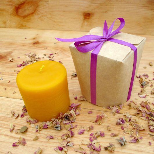 """Свечи ручной работы. Ярмарка Мастеров - ручная работа. Купить свеча """"Нежность"""" midi. Handmade. Теплый подарок, душевный подарок"""