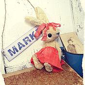 Куклы и игрушки ручной работы. Ярмарка Мастеров - ручная работа ONLY KINGS rabbit 355. Handmade.
