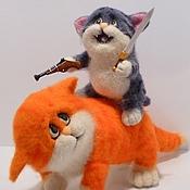 Куклы и игрушки ручной работы. Ярмарка Мастеров - ручная работа Папагонки). Handmade.