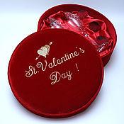 Подарки к праздникам handmade. Livemaster - original item Gift for Valentine`s day. Handmade.