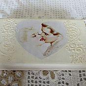 Свадебный салон handmade. Livemaster - original item Copernica for money,Love, box for money. Handmade.
