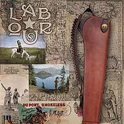 Сумки и аксессуары handmade. Livemaster - original item Scabbard mod.7 carbine Marlin, Rossi, Winchester. Handmade.