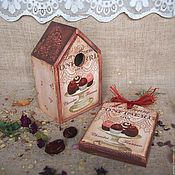 Для дома и интерьера ручной работы. Ярмарка Мастеров - ручная работа Короб для конфет , Sweets(1).. Handmade.
