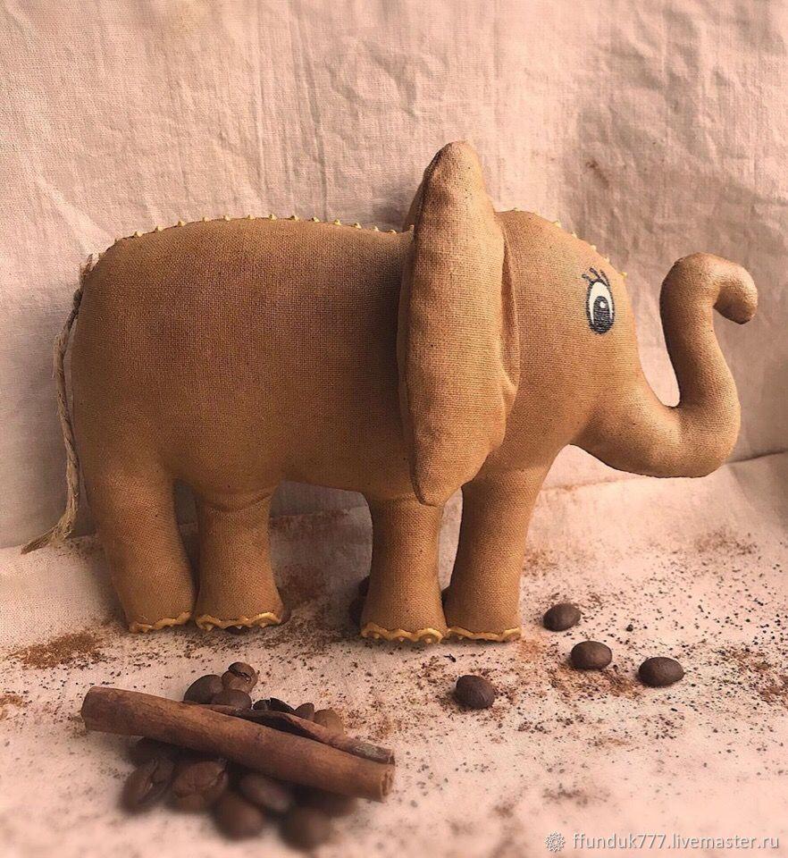 Ароматный слон, Чердачная кукла, Санкт-Петербург,  Фото №1
