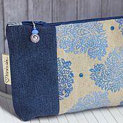 Сумки и аксессуары handmade. Livemaster - original item Cosmetic Bag Paisley. Handmade.