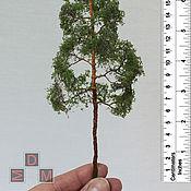Куклы и игрушки ручной работы. Ярмарка Мастеров - ручная работа Дерево для макета или кукольного сада - сосна, высота 210 мм. Handmade.
