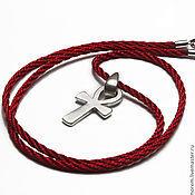 Украшения handmade. Livemaster - original item Ankh pendant - Egyptian cross. Handmade.