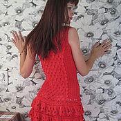"""Одежда ручной работы. Ярмарка Мастеров - ручная работа Платье """"  Софья от Ванессы Монторо"""". Handmade."""