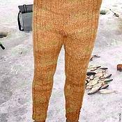 Одежда ручной работы. Ярмарка Мастеров - ручная работа Штаны мужские  вязанные арт№05м .. Handmade.