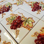 Дизайн и реклама handmade. Livemaster - original item Stucco tiles
