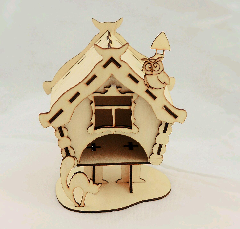 Чайный домик своими руками из фанеры чертежи