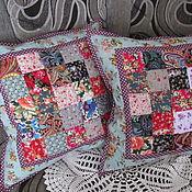 Подушки ручной работы. Ярмарка Мастеров - ручная работа Комплект  из двух подушек.. Handmade.