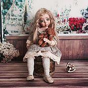 Куклы и игрушки handmade. Livemaster - original item doll. Handmade.