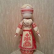 Русский стиль ручной работы. Ярмарка Мастеров - ручная работа Кукла-оберег.Рожаница.. Handmade.