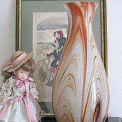 Винтаж ручной работы. Ярмарка Мастеров - ручная работа Ваза и кукла на подставке,  винтаж,. Handmade.