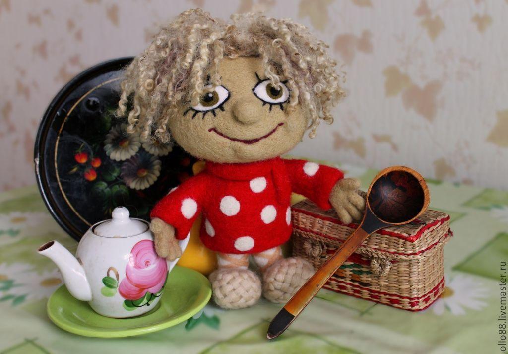 Домовенок Кузя (игрушка