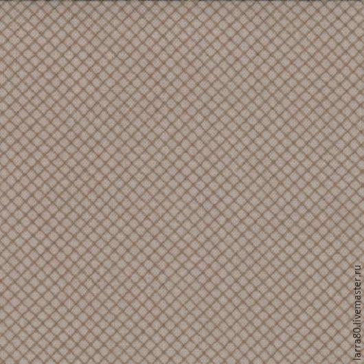 Шитье ручной работы. Ярмарка Мастеров - ручная работа. Купить Хлопок 2847-15 Япония. Handmade. Ткань для кукол