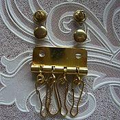 Материалы для творчества ручной работы. Ярмарка Мастеров - ручная работа заготовка для ключницы. Handmade.