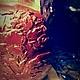 Вазы ручной работы. Волшебная ваза Аладдина. Galerie de L'atelier. Ярмарка Мастеров. Подарок на день рождения, Сусальное золото