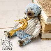 Куклы и игрушки ручной работы. Ярмарка Мастеров - ручная работа меведик Кусто. Handmade.