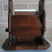 Для дома и интерьера ручной работы. Ярмарка Мастеров - ручная работа Сигаретный диспенсер. Handmade.