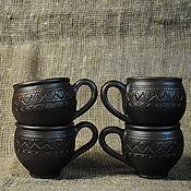 Mugs handmade. Livemaster - original item Mug