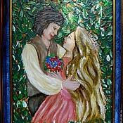 """Картины и панно ручной работы. Ярмарка Мастеров - ручная работа Картина """"Волшебная любовь"""". Handmade."""