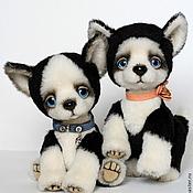Куклы и игрушки ручной работы. Ярмарка Мастеров - ручная работа Хаски Бонни. Handmade.