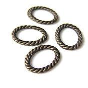 Материалы для творчества handmade. Livemaster - original item A ring connecting all-in-one. Handmade.