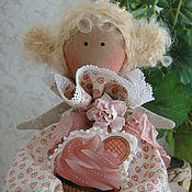 Куклы и игрушки ручной работы. Ярмарка Мастеров - ручная работа Тильда Принцесса на горошине -1. Handmade.