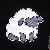 """Одежда ручной работы. Ярмарка Мастеров - ручная работа Свитер """"Спящая овечка"""". Handmade."""