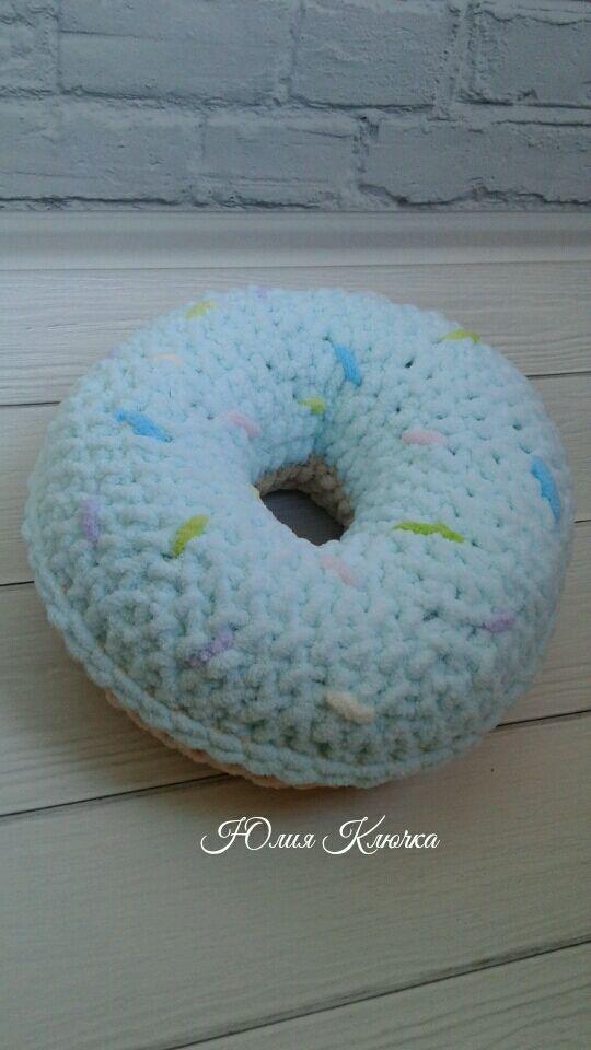 Cushion-donut, Pillow, Ulyanovsk,  Фото №1