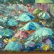 Картины и панно ручной работы. Ярмарка Мастеров - ручная работа Зонтики.. Handmade.