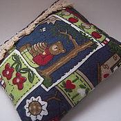 Сувениры и подарки handmade. Livemaster - original item Lavender sachet lavender scented sachet. Handmade.
