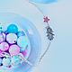 Браслеты ручной работы. браслет с детьми принцесса звездочка для мамы. Екатерина. Интернет-магазин Ярмарка Мастеров. Браслет ручной работы