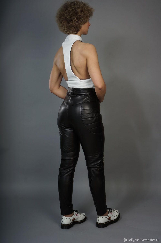 Leather leggins, Pants, Moscow,  Фото №1