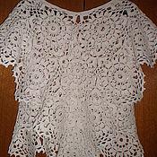 Аксессуары handmade. Livemaster - original item Shawls: Jacket shawl