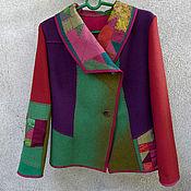 """Одежда ручной работы. Ярмарка Мастеров - ручная работа Куртка """"Сентябрь"""". Handmade."""