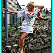 Одежда handmade. Livemaster - original item Tunic-dress
