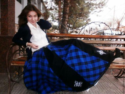 """Юбки ручной работы. Ярмарка Мастеров - ручная работа. Купить PO-NEW-A - Понёва """"ОЧАРОВАШКА"""" юбка длинная. Handmade."""