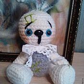 Куклы и игрушки ручной работы. Ярмарка Мастеров - ручная работа Заяц  Мася. Handmade.