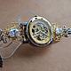"""Часы ручной работы. Заказать Часы- скелетоны """" Драгоценное время"""" (часы наручные). Юлия SenJul. Ярмарка Мастеров."""