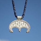 Украшения handmade. Livemaster - original item Lunnitsa beregin silver 925. Handmade.