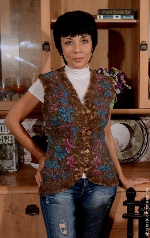 Vest with fleece МANX, Vests, Kiev,  Фото №1