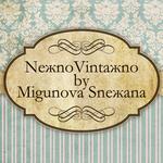 NeжnoVintaжno by Migunova Sneжana - Ярмарка Мастеров - ручная работа, handmade